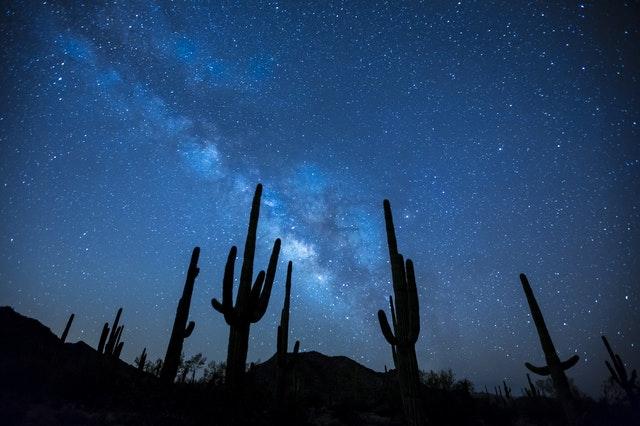 fotografia nocturna paisajística