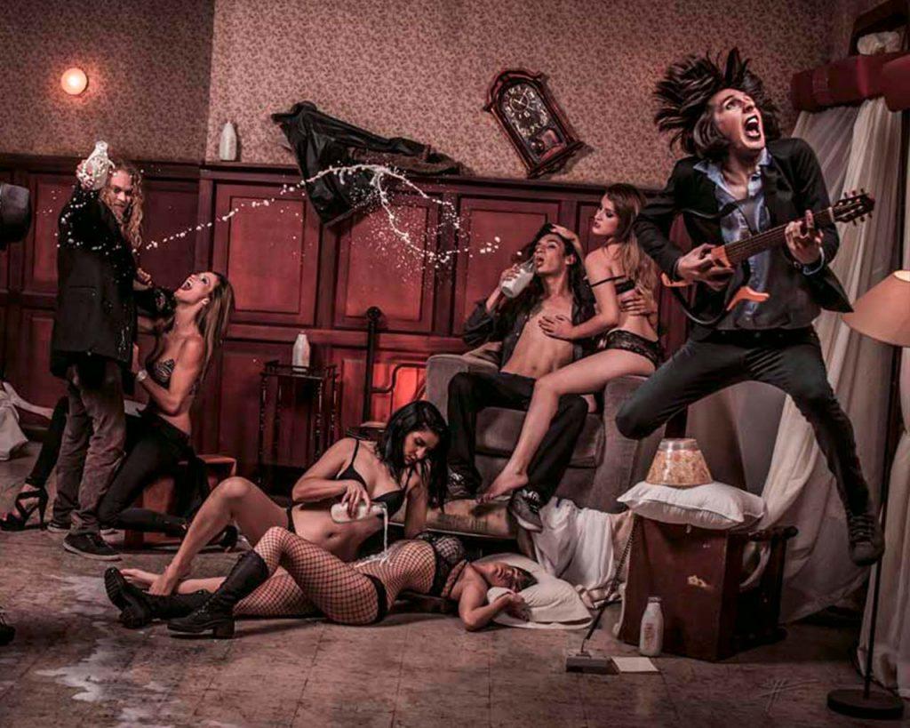 Fotografía de Puesta en Escena | Eloy Mora | Master Class Photographers