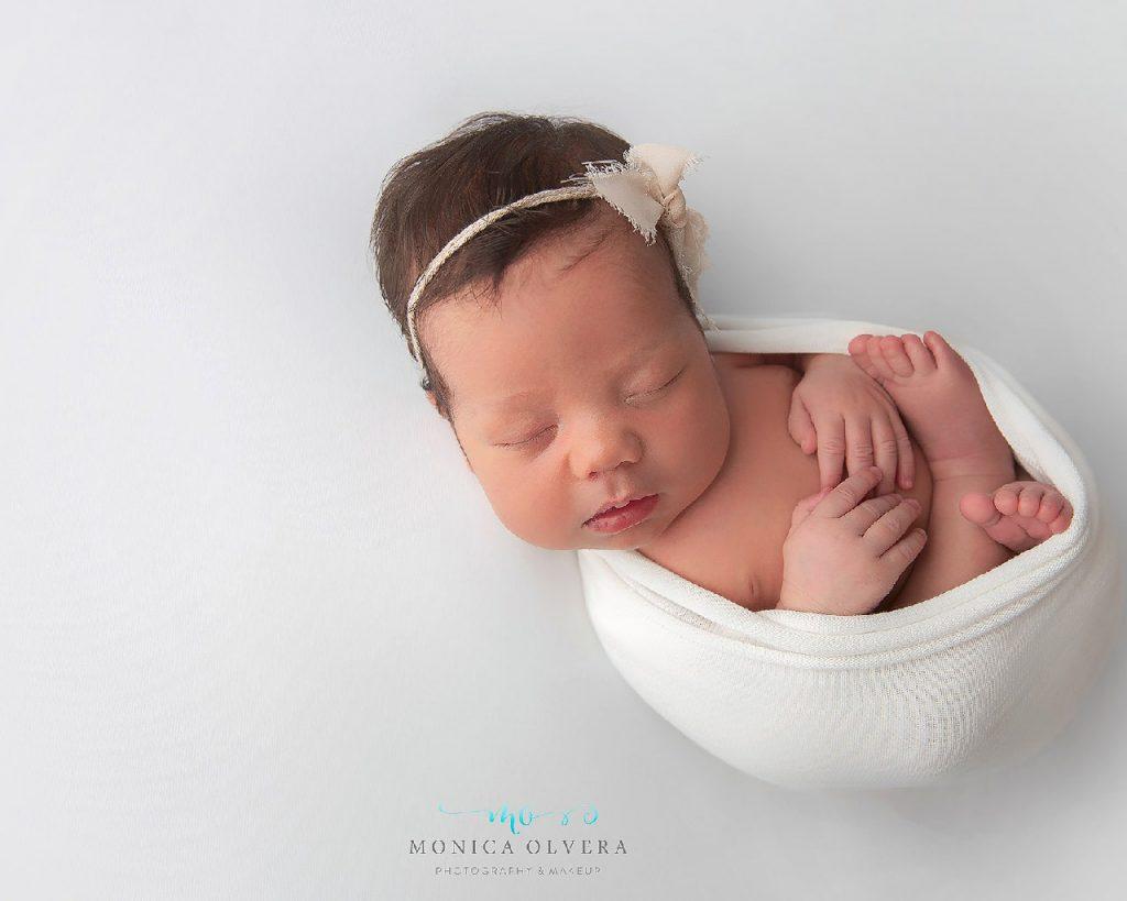Fotografía de Newborn | Mónica Olvera | Master Class Photographers