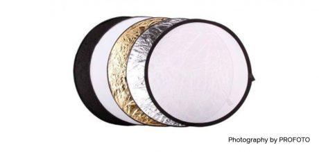 Rebotadores de luz| Reflectores de luz | Fotografía | Master Class Photographers
