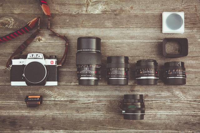 Equipo de Fotografía Básico | Master Class Photographers