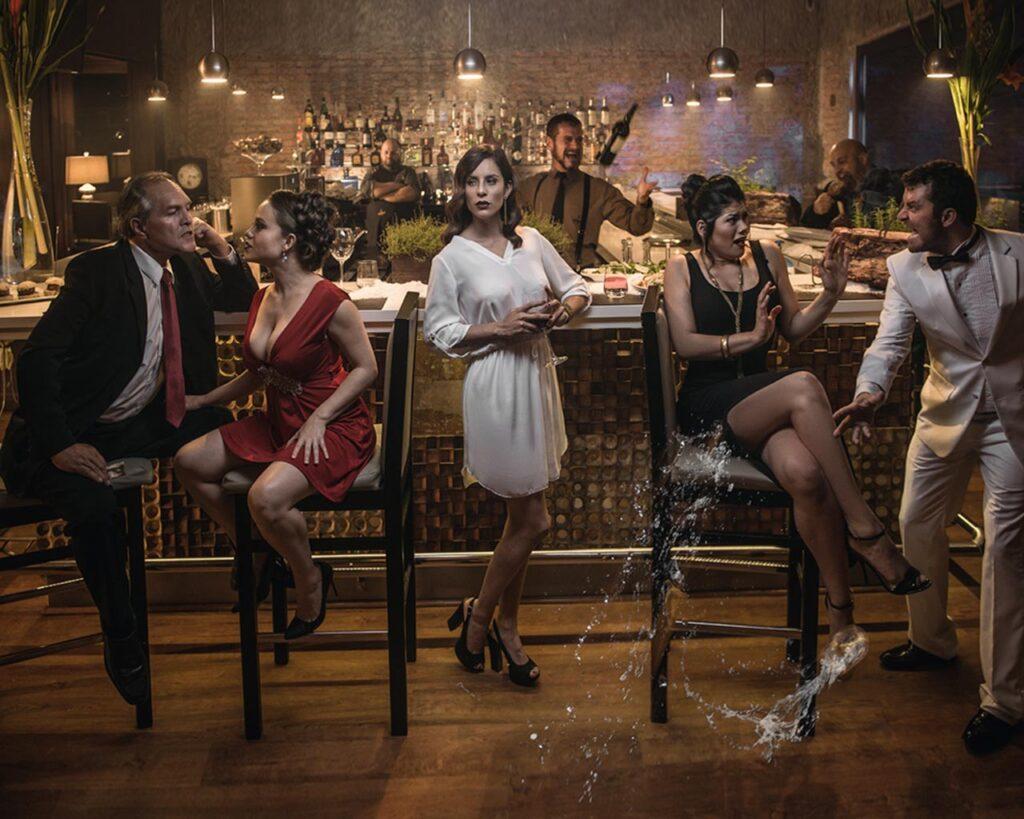 Iluminación, Retrato y Puesta en escena | Eloy Mora | Master Class Photographers