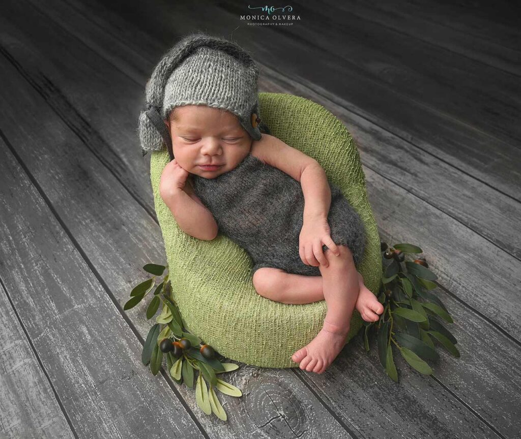 Newborn | Mónica Olvera | Master Class Photographers
