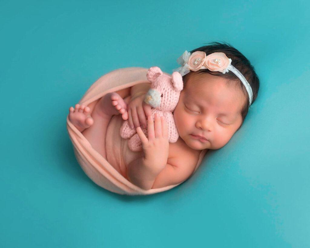 Newborn   Mónica Olvera   Master Class Photographers