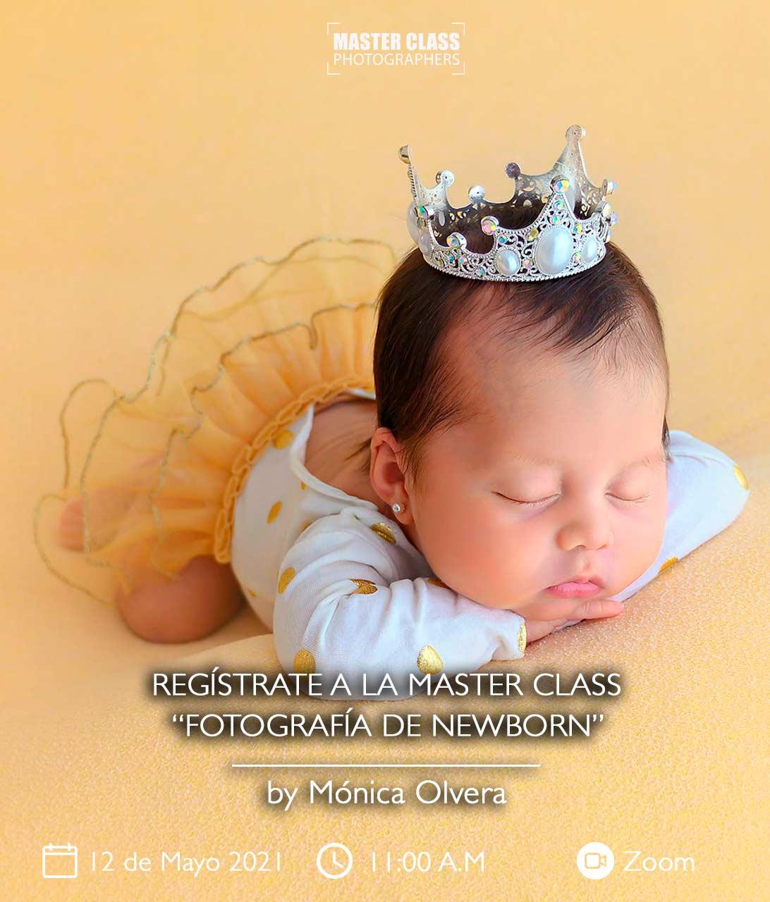 Newborn | Mónica Olvera