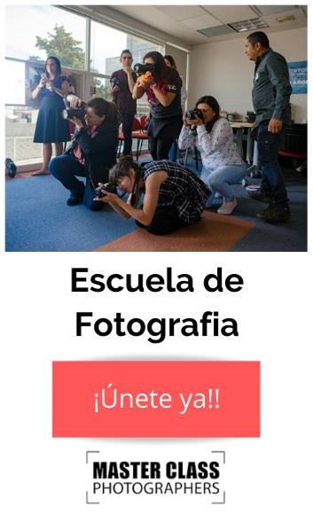 Conoce la escuela de fotografía
