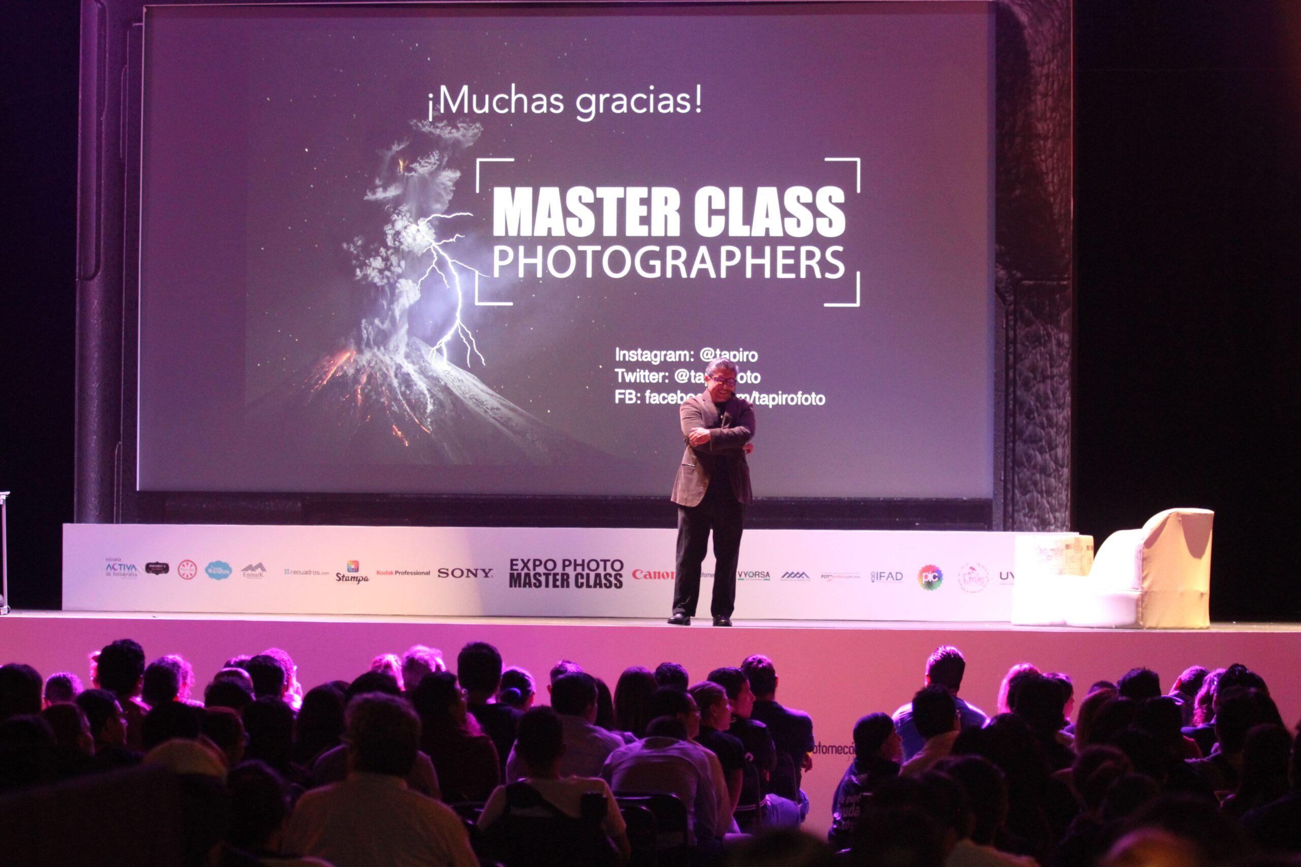 Expo Photo Master Class Live