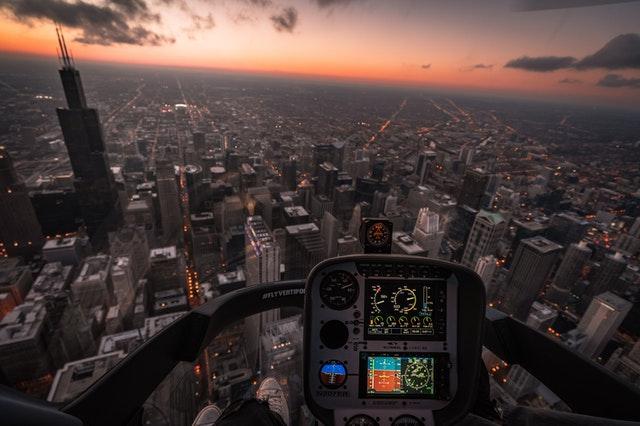fotos desde helicoptero