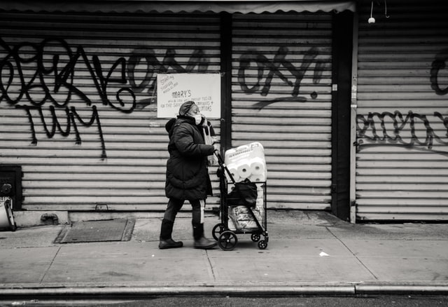 Una fotografia documental