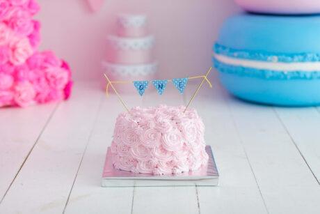 Fotografía Smash Cake