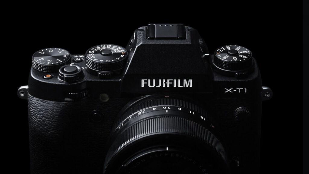 Marca de cámaras- Fuji